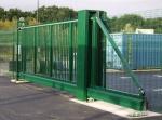 NK cantilever sliding gate